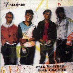 7 Seconds - Walk Together, Rock Together LP