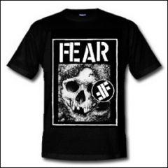 Fear - Skull Shirt