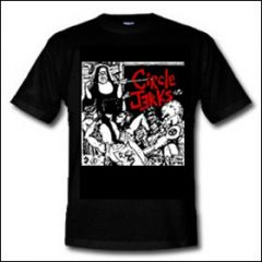 Circle Jerks - Nun Shirt