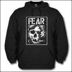Fear - Skull Hooded Sweater