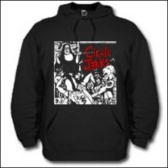 Circle Jerks - Nun Hooded Sweater
