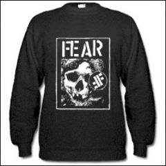 Fear - Skull Sweater