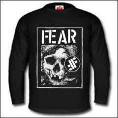 Fear - Skull Longsleeve