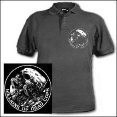 MDC - Millions Of Dead Cops Polo Shirt