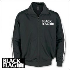 Black Flag - Logo Trainingsjacke