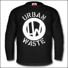 Urban Waste - Logo Longsleeve