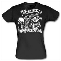 Abused - Loud And Clear Girlie Shirt