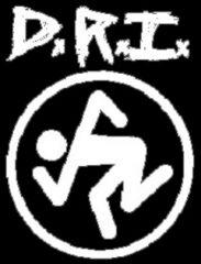 DRI - Logo Aufnäher