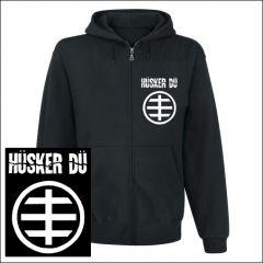 Hüsker Dü - Logo Zipper