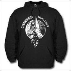 MDC- Police/Klan Hooded Sweater