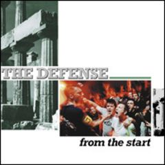 The Defense - From The Start CD