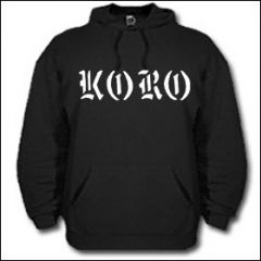 Koro - Logo Hooded Sweater