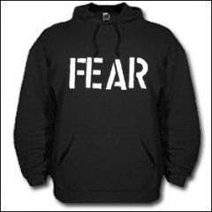 Fear - Logo Hooded Sweater