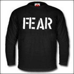 Fear - Logo Longsleeve