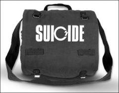 Kampftasche gross Career Suicide