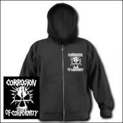 Corrosion Of Conformity - Logo Zipper