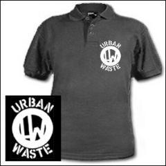 Urban Waste - Logo Polo Shirt