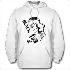 Black Flag - My War Hooded Sweater