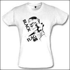 Black Flag - My War Girlie Shirt