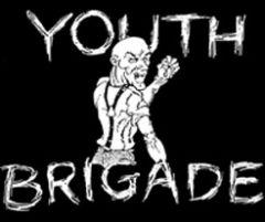 Youth Brigade - Aufnäher