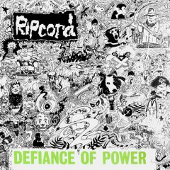 Ripcord - The Damage Is Done / Defiance Of Power LP