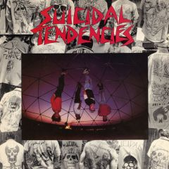 Suicidal Tendencies - s/t LP