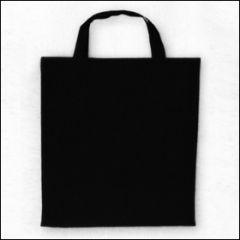 Baumwoll-Tasche (Henkel kurz)