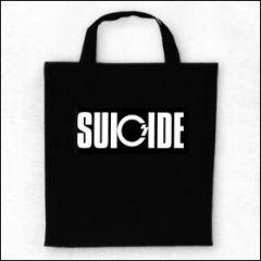Career Suicide - Logo Tasche (Henkel kurz)