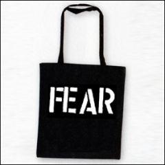 Fear - Logo Tasche (Henkel lang)