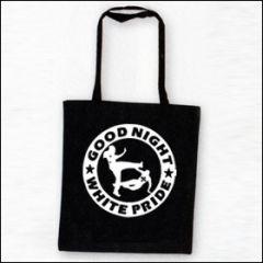 Good Night White Pride - Logo Tasche (Henkel lang)