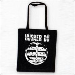 Hüsker Dü - Logo Tasche (Henkel lang)