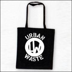 Urban Waste - Logo Tasche (Henkel lang)