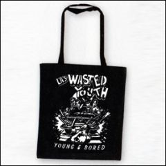 Wasted Youth - Young & Bored Tasche (Henkel lang)