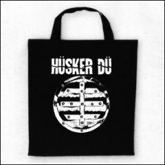 Hüsker Dü - Logo Tasche (Henkel kurz)
