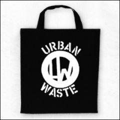 Urban Waste - Logo Tasche (Henkel kurz)