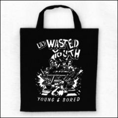 Wasted Youth - Young & Bored Tasche (Henkel kurz)