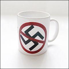 Nazi Punks Fuck Off - Tasse