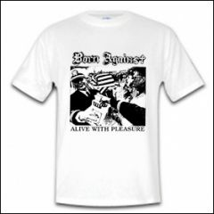 Born Against - Alive With Pleasure Shirt