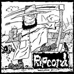 Ripcord - Aufnäher