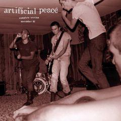 Artificial Peace - Complete Session, Nov '81 LP