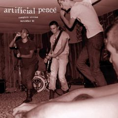 Artifical Peace - Complete Session, Nov '81 LP