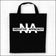 Negative Approach - Logo Tasche (Henkel kurz)