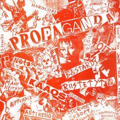 V.A. Propaganda - Russia Bombs Finland LP