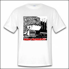 Dead Kennedys - Kill The Poor Shirt