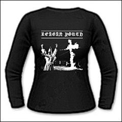 Reagan Youth - New Order Girlie Longsleeve