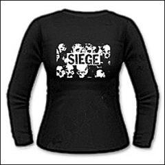 Siege - Girlie Longsleeve