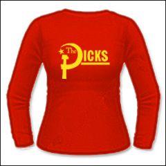 The Dicks - Logo Girlie Longsleeve