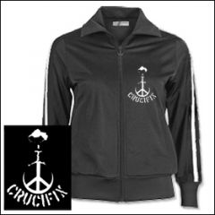 Crucifix - Bomb Girlie Trainingsjacke