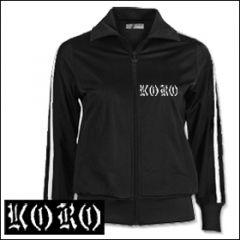 Koro - Logo Girlie Trainingsjacke