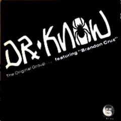 Dr Know - The Original Group LP